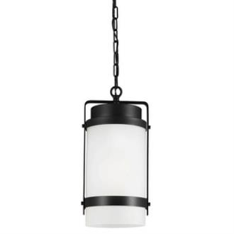 Sea Gull Lighting 6222401-12 Bucktown - One Light Outdoor Pendant