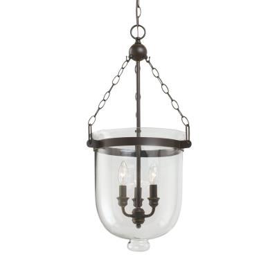 Sea Gull Lighting 65047-715 Westminster - Three Light Pendant