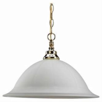 Sea Gull Lighting 65050-02 Single-light Canterbury Pendant