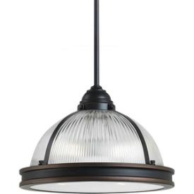Sea Gull Lighting 65061-715 Pratt Street - Two Light Pendant