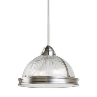 """Sea Gull Lighting 65061BLE-962 Pratt Street - 12.75"""" Two Light Pendant with Bulbs Included"""