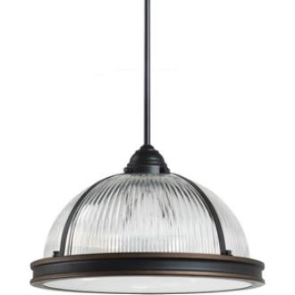Sea Gull Lighting 65062BLE-715 Pratt Street - Three Light Pendant