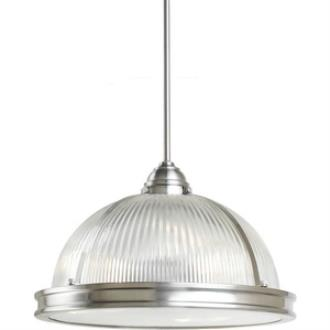 Sea Gull Lighting 65062BLE-962 Pratt Street - Three Light Pendant