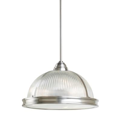 "Sea Gull Lighting 65062BLE-962 Pratt Street - 15.75"" Three Light Pendant"