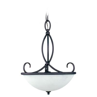 Sea Gull Lighting 65075-799 Three-light Pemberton Pendant