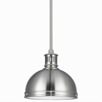 Sea Gull Lighting 65085BLE-962 Pratt Street - One Light Pendant