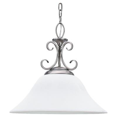 Sea Gull Lighting 65105-965 Single-Light Monclaire Pendant