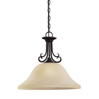 Sea Gull Lighting 65121-820 Del Prato - One Light Pendant