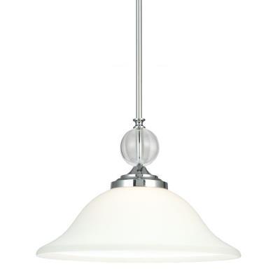 Sea Gull Lighting 6513401BLE-05 Englehorn - One Light Pendant
