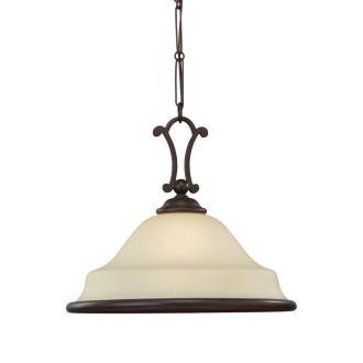 Sea Gull Lighting 65145BLE-814 Acadia - One Light Pendant