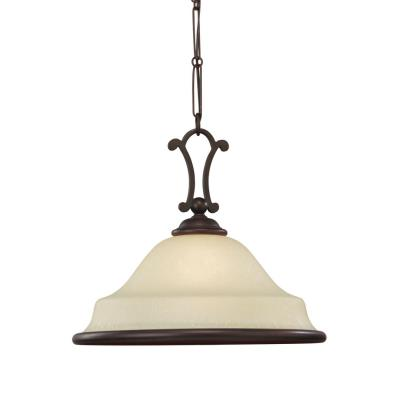 Sea Gull Lighting 65145BLE-814 Acadia - One Light Pendant