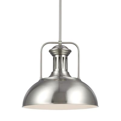 Sea Gull Lighting 6515401-962 Beacon Street - One Light Pendant