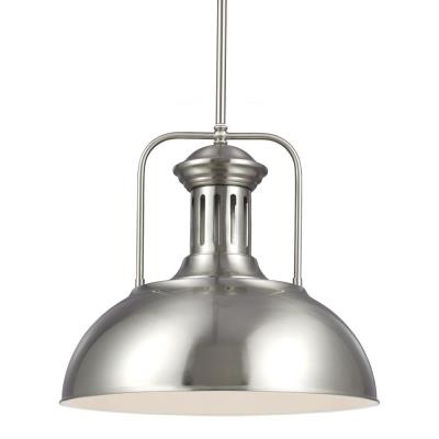 Sea Gull Lighting 6515401BLE-962 Beacon Street - One Light Pendant