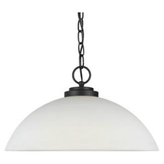 Sea Gull Lighting 65160-839 Oslo - One Light Pendant