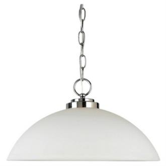 Sea Gull Lighting 65160BLE-05 Oslo - One Light Pendant