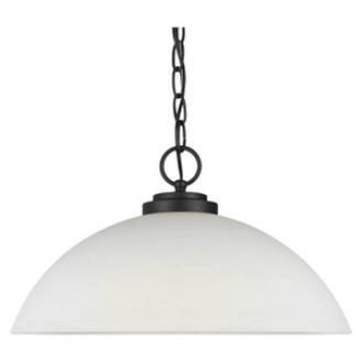 Sea Gull Lighting 65160BLE-839 Oslo - One Light Pendant