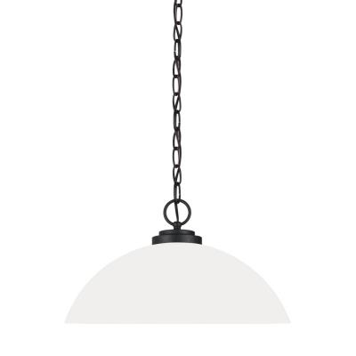 Sea Gull Lighting 65160BLE-839 Oslo - One Light Pendant