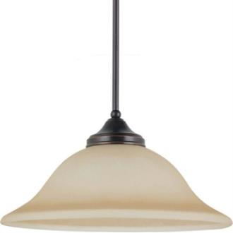 Sea Gull Lighting 65174BLE-710 Brockton - One Light Pendant