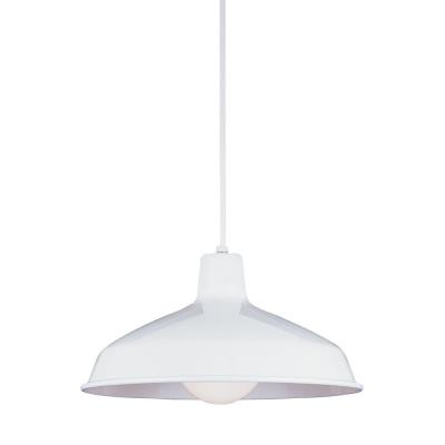 Sea Gull Lighting 6519-15 One Light Pendant