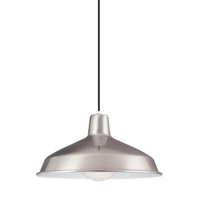 Sea Gull Lighting 6519-98 One Light Pendant
