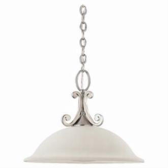 Sea Gull Lighting 65190-962 Single-Light Serenity Pendant