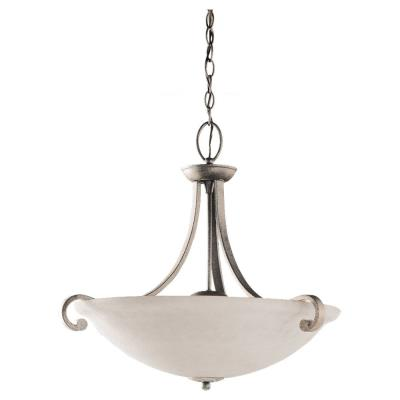 Sea Gull Lighting 65191-962 Three-Light Serenity Pendant