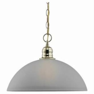 Sea Gull Lighting 65225-02 Single-Light Evansville Pendant