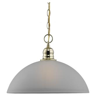 Sea Gull Lighting 65225-02 Single-Light Evansville Pendant