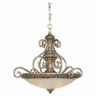 Sea Gull Lighting 65252-824 Three Light Highlands Pendant