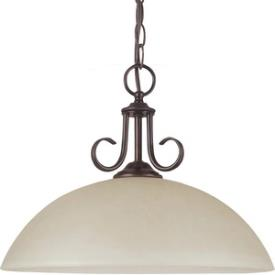 Sea Gull Lighting 65316BLE-710 Lemont - One Light Pendant