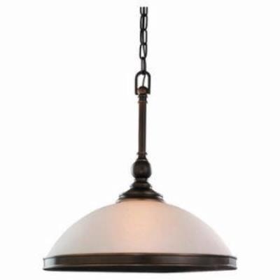 Sea Gull Lighting 65330-825 Single-Light Warwick Pendant