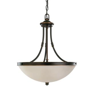 Sea Gull Lighting 65331-825 Three-Light Warwick Pendant