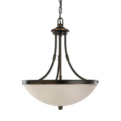 Sea Gull Lighting 65331-825 Three-Light Warwick Pendant