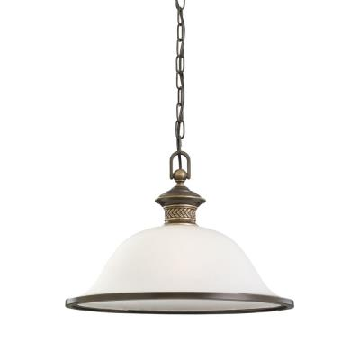 Sea Gull Lighting 65350-708 Laurel Leaf - One Light Pendant