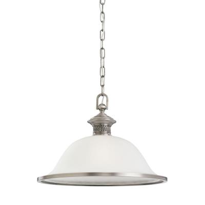 Sea Gull Lighting 65350-965 Single Light Pendant