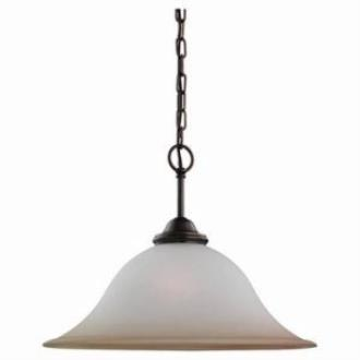 Sea Gull Lighting 65360-829 Single-Light Rialto Pendant