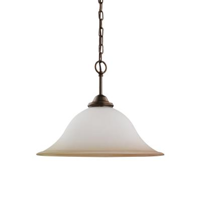 Sea Gull Lighting 65360-829 Single-Light Rialto Pendant