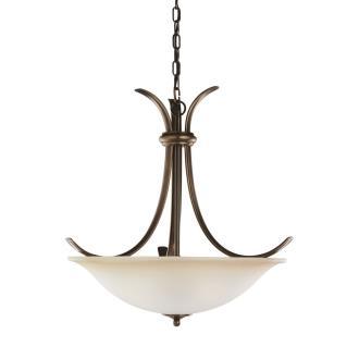 Sea Gull Lighting 65361-829 Three-Light Rialto Pendant