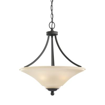 Sea Gull Lighting 65376-839 Three Light Pendant