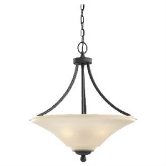 Sea Gull Lighting 65376BLE-839 Somerton - Three Light Pendant