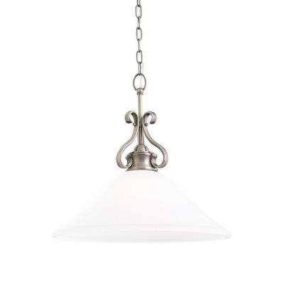 Sea Gull Lighting 65PARK Parkview - One Light Pendant