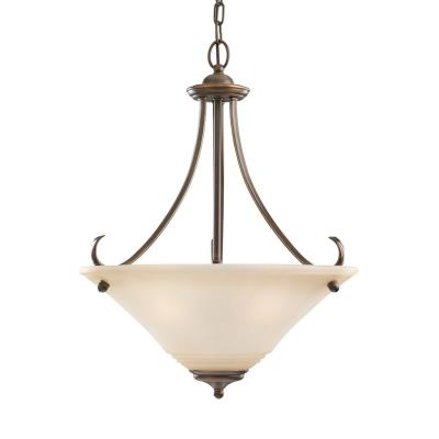 Sea Gull Lighting 65381-829 Three Light Pendant