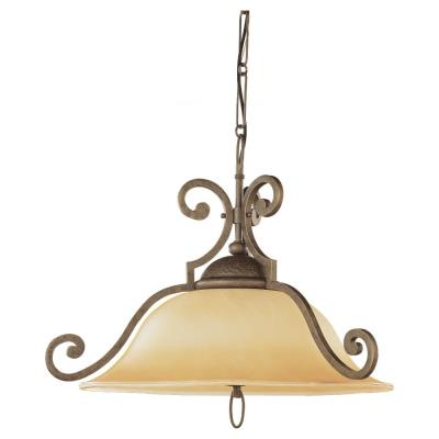 Sea Gull Lighting 65430-71 Single-Light Brandywine Pendant