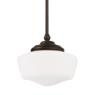 Sea Gull Lighting 65436BLE-782 Academy - One Light Pendant