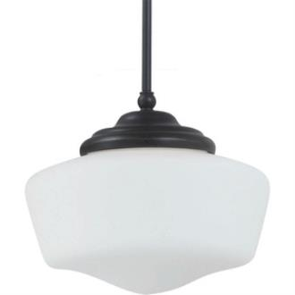 Sea Gull Lighting 65438-782 Academy - One Light Pendant