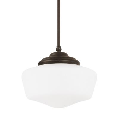 Sea Gull Lighting 65438BLE-782 Academy - One Light Pendant