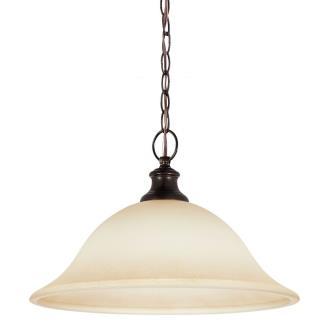 Sea Gull Lighting 65496BLE-710 Park West - One Light Pendant