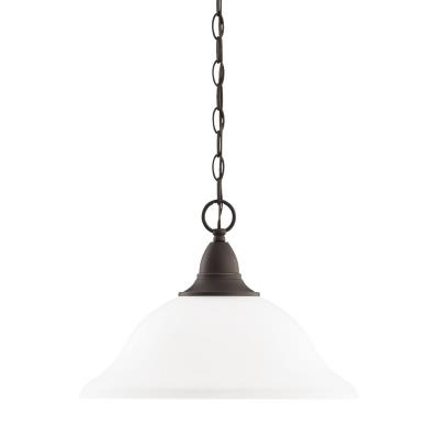 Sea Gull Lighting 65575-782 Albany - One Light Pendant