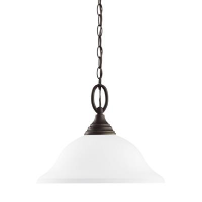 Sea Gull Lighting 65625-782 Wheaton - One Down Light Pendant