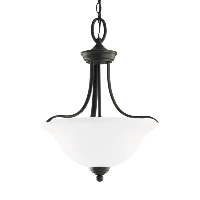 Sea Gull Lighting 65626-782 Wheaton - Three Light Pendant